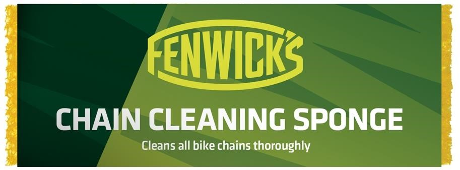 Fenwicks Chain Cleaning Sponge | polish_and_lubricant_component