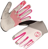 Product image for Endura SingleTrack Lite Womens Long Finger Cycling Gloves  AW16
