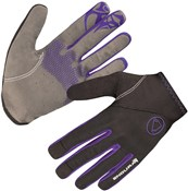 Endura SingleTrack Lite Womens Long Finger Cycling Gloves  AW16