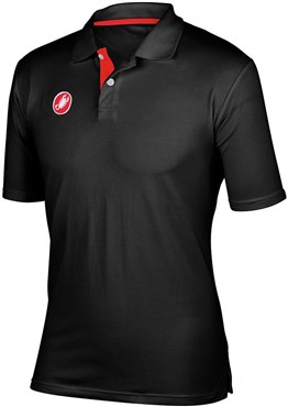 Castelli Race Day Short Sleeve Polo Shirt AW17