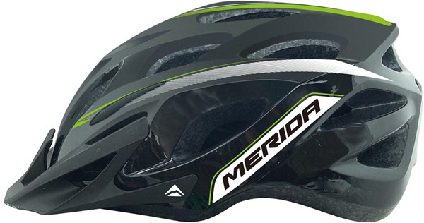 Merida Charger MTB Cycling Helmet 2014