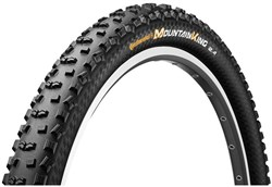 Product image for Continental Mountain King II ProTection Black Chili 27.5 inch Folding MTB Tyre