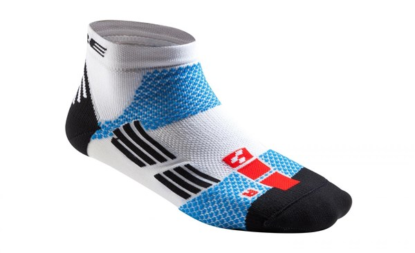 Cube Race Cut Teamline Cycling Socks | Strømper