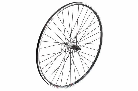 Tru-Build Front Wheel 700c Tiagra Hub QR CFX Rim