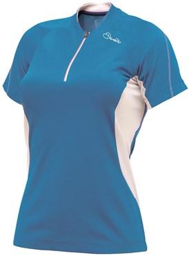 Dare2B Regain Womens Short Sleeve Cycling Jersey