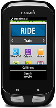Garmin Edge 1000 GPS-enabled Computer - Performance Bundle - Speed / Cadence and HRM3