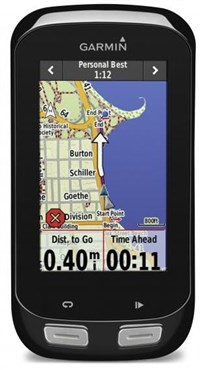 Garmin Edge 1000 GPS-enabled Computer - Unit Only