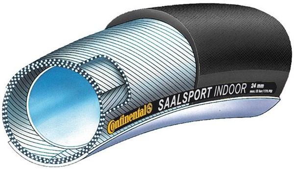 Continental Saalsport II Tubular Tyre - Indoor Use