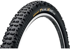 Product image for Continental Trail King ProTection Black Chili 29er MTB Folding Tyre