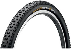 Product image for Continental Mountain King II RaceSport Black Chili 27.5 inch Folding MTB Tyre