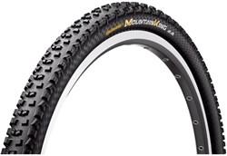 Continental Mountain King II RaceSport Black Chili 27.5 inch Folding MTB Tyre