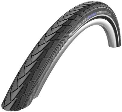 Schwalbe Marathon Plus SmartGuard E-25 Endurance Performance Wired 700c Road Tyre