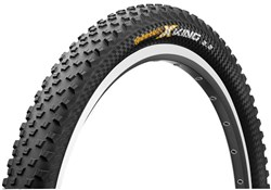 Product image for Continental X-King ProTection Black Chili 27.5 inch MTB Folding Tyre