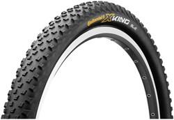 Continental X King RaceSport Black Chili 26 inch MTB Folding Tyre