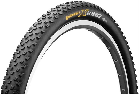 Continental X-King RaceSport Black Chili 27.5 inch MTB Folding Tyre