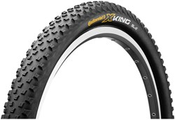 Product image for Continental X-King RaceSport Black Chili 27.5 inch MTB Folding Tyre
