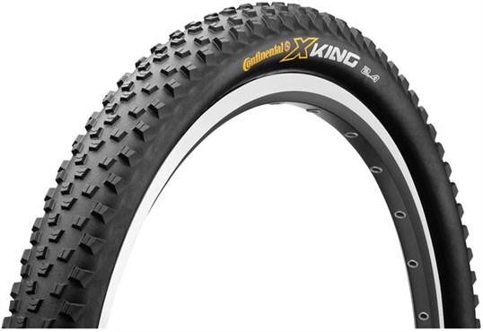 Continental X-King RaceSport Black Chili 27.5 inch MTB Folding Tyre