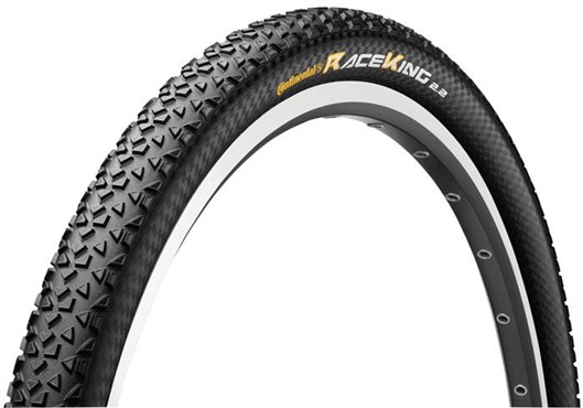 """Continental Race King ProTection Black Chili 29"""" MTB Folding Tyre"""