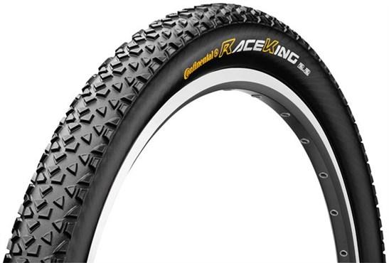 Continental Race King RaceSport Black Chili 27.5 inch MTB Folding Tyre