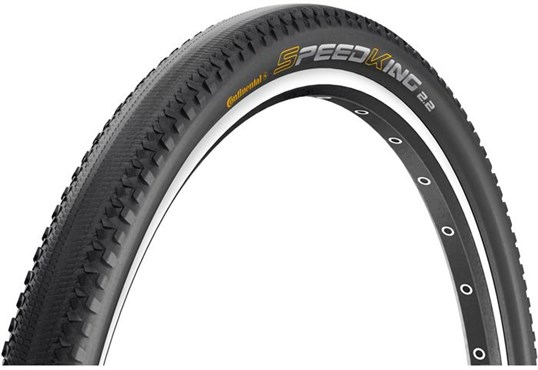 Continental Speed King II RaceSport Black Chili 29er MTB Folding Tyre