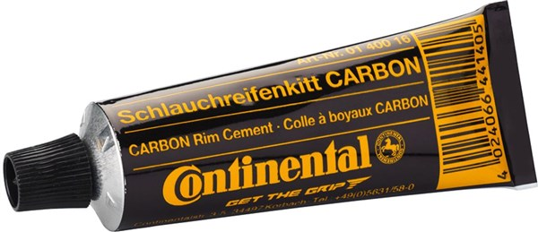 Continental Tubular Cement Carbon Rim Specific 25g Tube