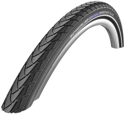 "Schwalbe Marathon Plus Reflex SmartGuard 26"" MTB Urban Tyre"