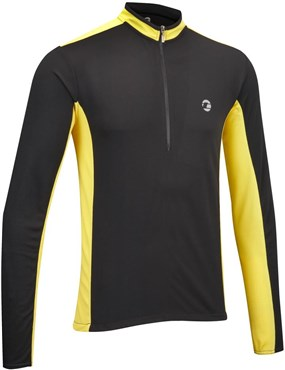 Tenn Cool Flo Breathable Long Sleeve Cycling Jersey