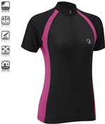 Product image for Tenn Womens Sprint Short Sleeve Cycling Jersey