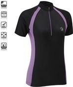 Tenn Womens Sprint Short Sleeve Cycling Jersey