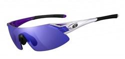 Tifosi Eyewear Podium XC Crystal Clarion Interchangeable Cycling Sunglasses