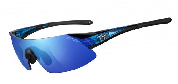 Tifosi Eyewear Podium XC Crystal Clarion Interchangeable Cycling Sunglasses