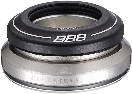 BBB BHP-46 - Tapered 1.1/8-1.5 Headset 8mm Cap