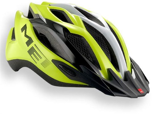 MET Crossover Urban Cycling Helmet 2016