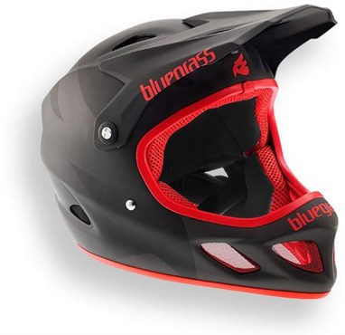 Bluegrass Explicit BMX / MTB DH Full Face Cycling Helmet 2017