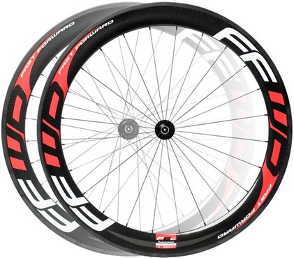 Fast Forward F6C Tubular Road Wheelset