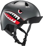 Bern Nino Boys Helmet with Flip Visor