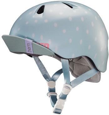 Bern Nina Girls Helmet with Flip Visor