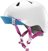 Bern Nina Girls Helmet with Flip Visor