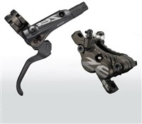 Shimano Zee Bled I-spec-B Compatible Brake With Post Mount Calliper BRM640