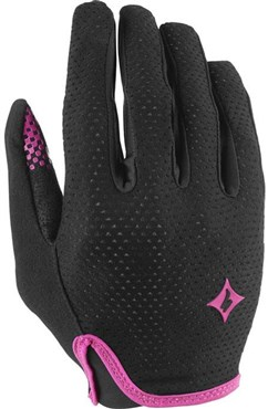 Specialized Body Geometry Grail Womens Long Finger Cycling Gloves