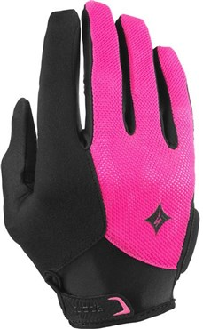 Specialized Body Geometry Sport Womens Long Finger Cycling Gloves AW16