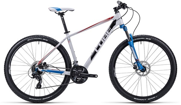 Cube Aim Disc 27.5 Mountain Bike 2015 - Hardtail MTB