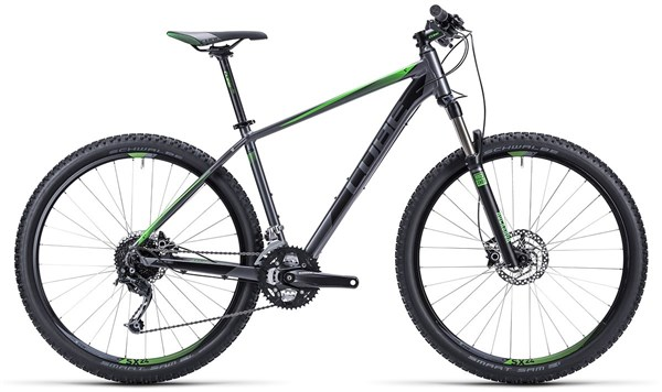 Cube Analog 27.5 Mountain Bike 2015 - Hardtail MTB