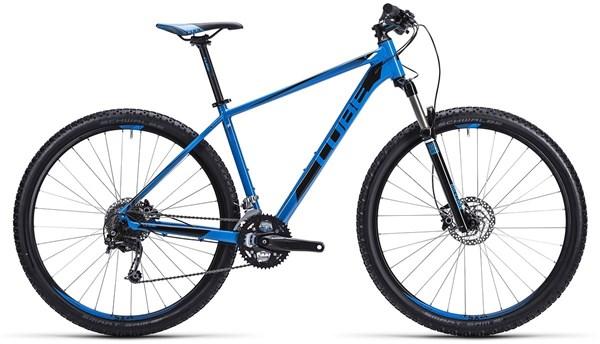 Cube Analog 29 Mountain Bike 2015 - Hardtail MTB