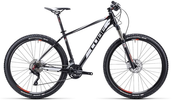 Cube Attention 27.5 Mountain Bike 2015 - Hardtail MTB