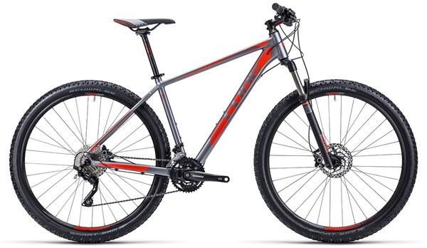 Cube Attention 29 Mountain Bike 2015 - Hardtail MTB
