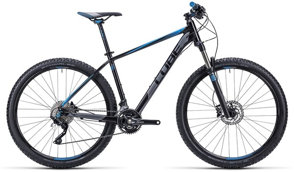 Cube Attention SL 27.5 Mountain Bike 2015 - Hardtail MTB
