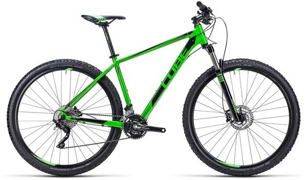 Cube Attention SL 29 Mountain Bike 2015 - Hardtail MTB