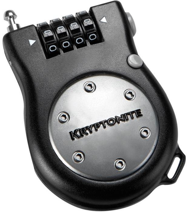 Kryptonite - R2 Retractor Pocket Combination   cykellås