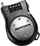 Product image for Kryptonite R2 Retractor Pocket Combination Cable Lock